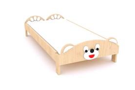 Dětská postel medvídek