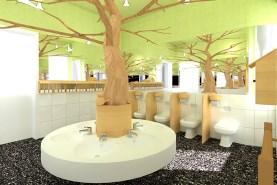 Koupelna Příroda