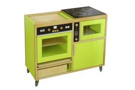 Mobilní kuchyňka menší
